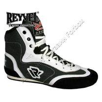 Боксерки низкие REYVEL (0676-whbk, черно-белые)