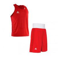Форма для бокса Adidas Boxing (AdiBPLS01-R, красная)