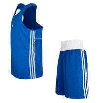 Боксерская форма Adidas Micro Diamond Boxing (adiBTT01, синяя)