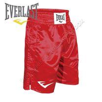 Шорти боксерські Everlast короткі (BSES, червоні)