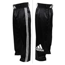Штаны для кикбоксинга Adidas Kickboxing pants Full Contact (ADIPFC03, черные)