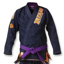 Кимоно для джиу-джитсу TATAMI (Black-Estilo-4.0, Темно-синий)