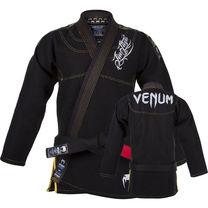 Кимоно для джиу-джитсу Competitor Venum черное