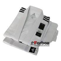 Кімоно для дзюдо Adidas Club 350гм2 (J350, біле)