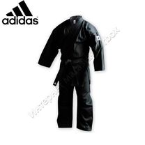 Кимоно карате Bushido Adidas K270-Black