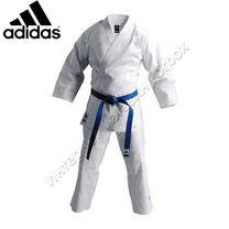 Кимоно для карате Master Adidas (K220K) белое