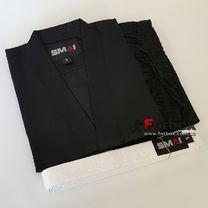 Кимоно для каратэ Smai Student GI PC Twill черного цвета (AS-004, черное)
