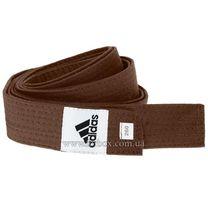 Пояс для кімоно Adidas Club (adiB220, коричневий)