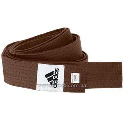 Пояс для кимоно Adidas Club (adiB220, коричневый)