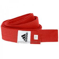 Пояс для кимоно Adidas Club (adiB220, красный)