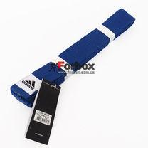 Пояс для кимоно Adidas Club (adiB220, синий)