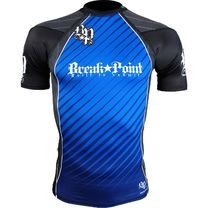 Рашгард Break Point New Rash Guard Blue