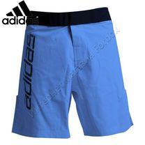 Шорти Adidas для змішанних єдиноборств ММА (ADICSS46, сині)