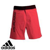 Шорты Adidas для ММА (ADICSS46, красные)