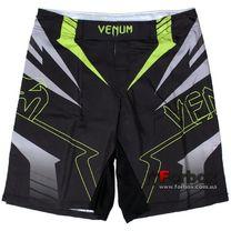 Шорти для ММА Venum Sharp (CO-5805-G, чорно-зелені)