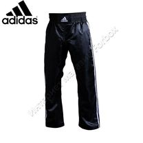 Штаны для кикбоксинга Adidas Contact Pants (ADIPFC01, черные)