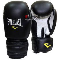 Перчатки для бокса Everlast Pro Fight (MA-5018, черные)