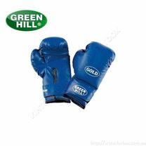Тренировочные перчатки Green Hill Gold (BGG-2030, синие)