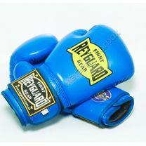 Перчатки с печатью ФБУ кожа Reyguard синие