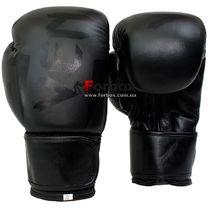 Перчатки боксерские Venum кожаные Elite Neo (BO-5238-BK, черные)