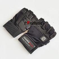 Перчатки для тренажерного зала Power Play Mens (pp1559, черный)