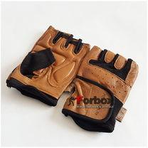 Рукавички для тренажерного залу Power Play Mens (pp2229, коричневий)