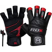 Рукавиці для залу RDX Membran Pro
