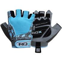 Перчатки для фитнеса женские RDX Blue