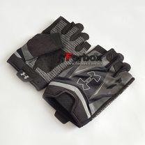 Перчатки для кроссфита, WorkOut Under Armour (BC-6305-GR, серый)