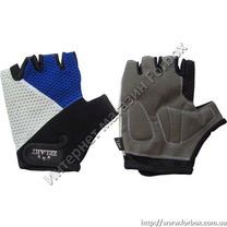 Перчатки для фитнеса Zelart (ZG-6116, синие)