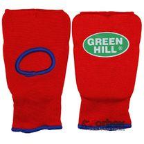 Накладки для карате Green Hill (HP-6133, красные)