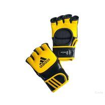 Перчатки для MMA Adidas Combat (adiCSG041, желтые)