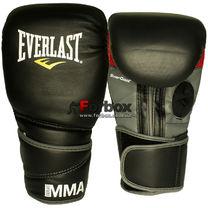 Рукавиці боксерські Everlast Protex2 Clinch Strike Pro Gloves (7212, чорні)