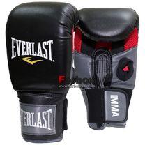 Перчатки Everlast MMA Clinch Strike Gloves (7412, черные)