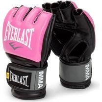 Перчатки тренировочные Everlast Pro Style Grappling Gloves (7778, розовые)