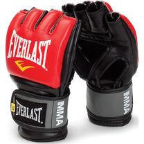 Перчатки тренировочные Everlast Pro Style Grappling Gloves (7778, красные)