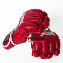 Перчатки Фри-Файт REYVEL для смешанных видов единоборств (FFRL-rd, красные)