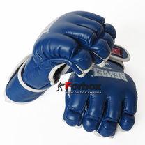 Перчатки Фри-Файт REYVEL для смешанных видов единоборств (FFRL-bl, синие)