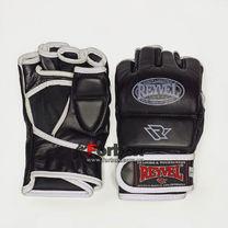 Перчатки М1 REYVEL кожа (0182-bk, черные)