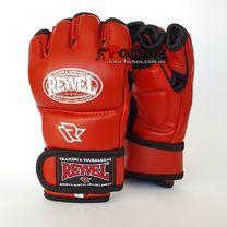 Перчатки М1 REYVEL кожа (0182-rd, красные)