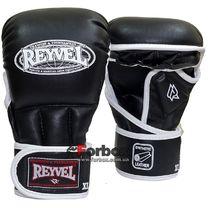 Рукопашные перчатки REYVEL винил (0178-bk, черные)