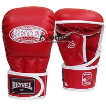 Рукопашные перчатки REYVEL винил (0178-rd, красные)