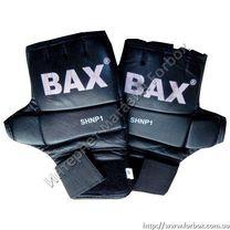 Шингарты Bax снарядные кожа (SHNP-1, черные)