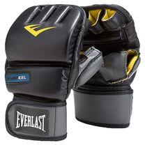 Перчатки снарядные Everlast Evergel Wristwrap Heavy Bag Gloves (4301, черные)