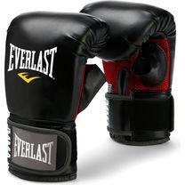 Перчатки снарядные Everlast Martial Arts PU (7502, черные)