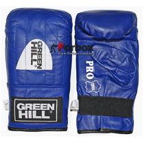 Снарядные перчатки Green Hill Pro (PMP-2064, синие)
