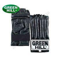 Шингарти Green Hill Royal із натуральної шкіри (CMR-2076, чорні)