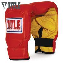 Снарядные перчатки Classic Extended Wrist Pro Bag Title