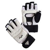 Перчатки для тхэквондо Adidas с лицензией WTF (JWH2026, белые)
