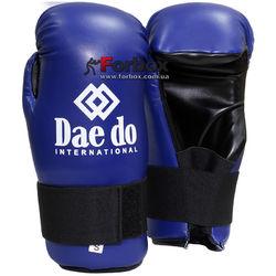 Рукавиці для тхеквондо ITF Daedo (MA-5475, сині)